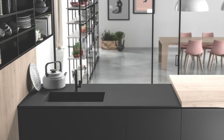 Cucina modello Ocean cucine moderne cucine su misura