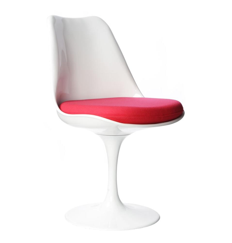 Replica Eero Saarinen Tulip Chairsedia  Sedie Tavoli e Complementi Grandi Maestri  Newformsdesign