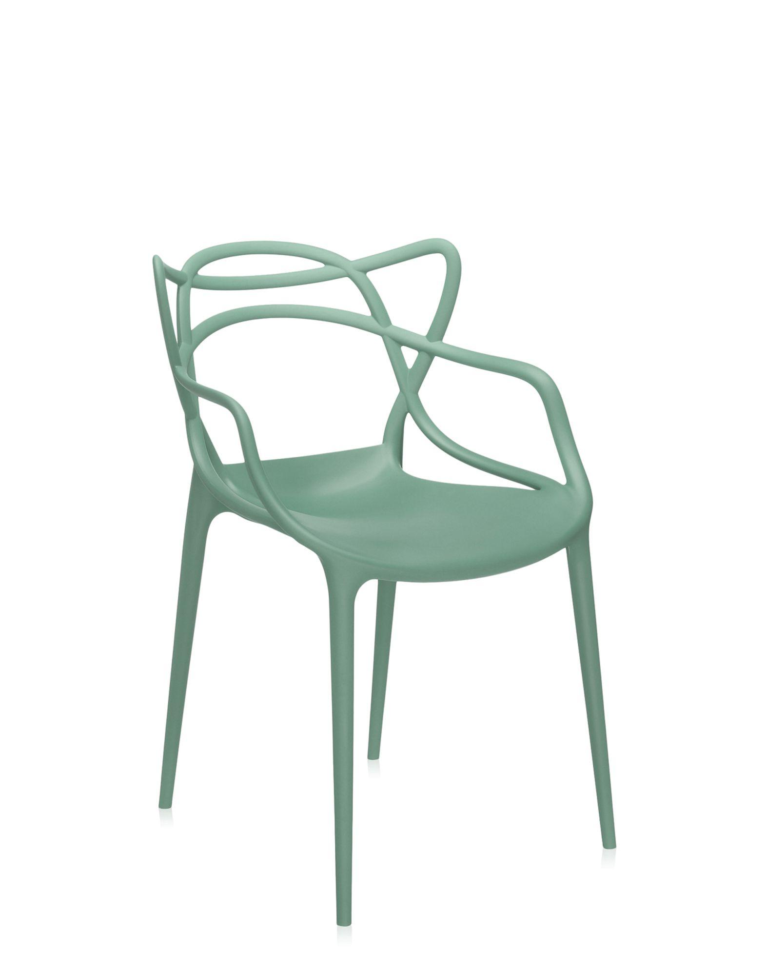 Kartell sedia Masters verde salvia kartell  Sedie Design