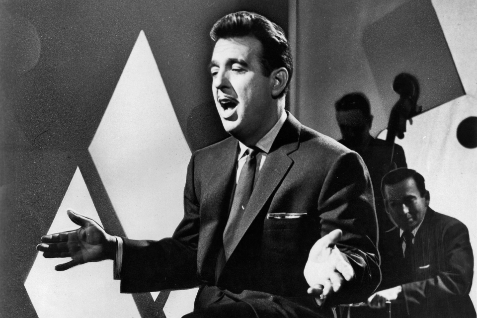 Circa 1970: Photo of Tennessee Ernie Ford. (Photograph by Michael Ochs Archives/Getty Images)