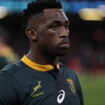 24 November 2018: Springboks captain Siya Kolisi during the Castle Lager Outgoing Tour match between Wales and South Africa at Principality Stadium in Cardiff, Wales. (Photograph by Steve Haag/Gallo Images)