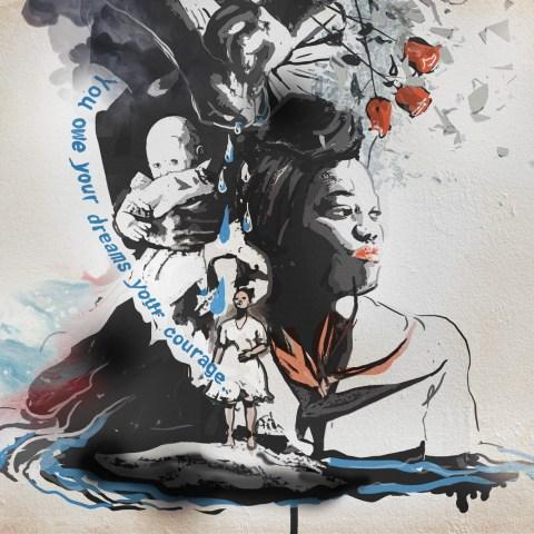 Illustration by Anastasya Eliseeva.