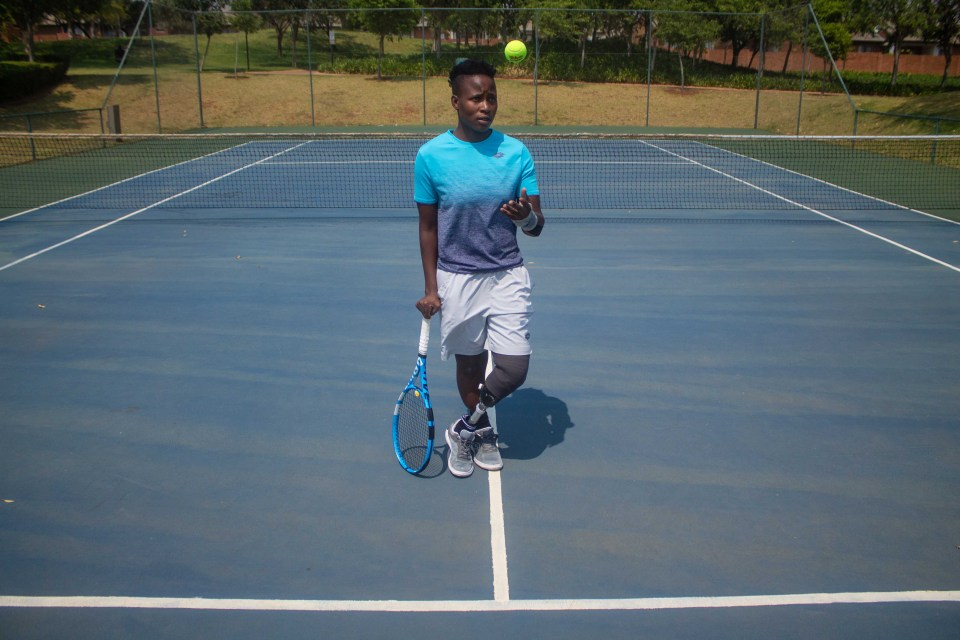 27 September 2018: Kgothatso Montjane speaks to New Frame about her rise to the top of South African wheelchair tennis.