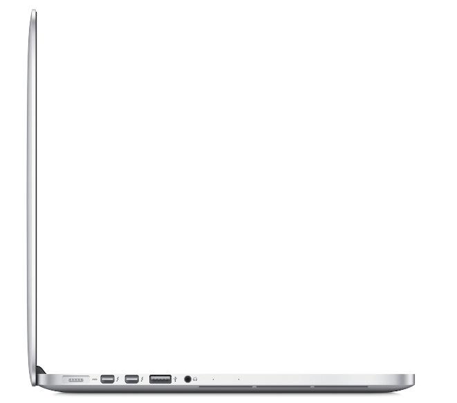 13-Zoll Apple MacBook Pro mit Retina Display vorgestellt
