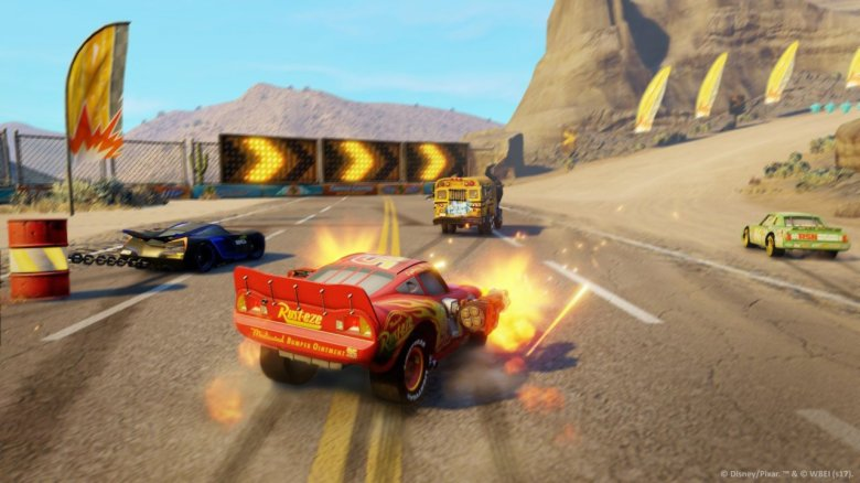 Cars 3: Driven to Win Screenshots - Image #21166 | New Game Network
