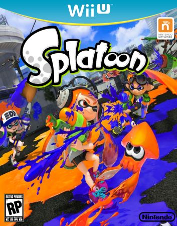 Splatoon Wii U Game Profile New Game Network