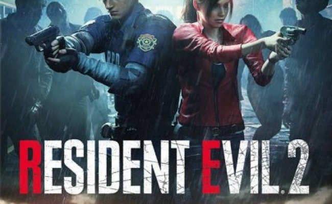 Resident Evil 2 2019 Playstation 4 Game Profile New