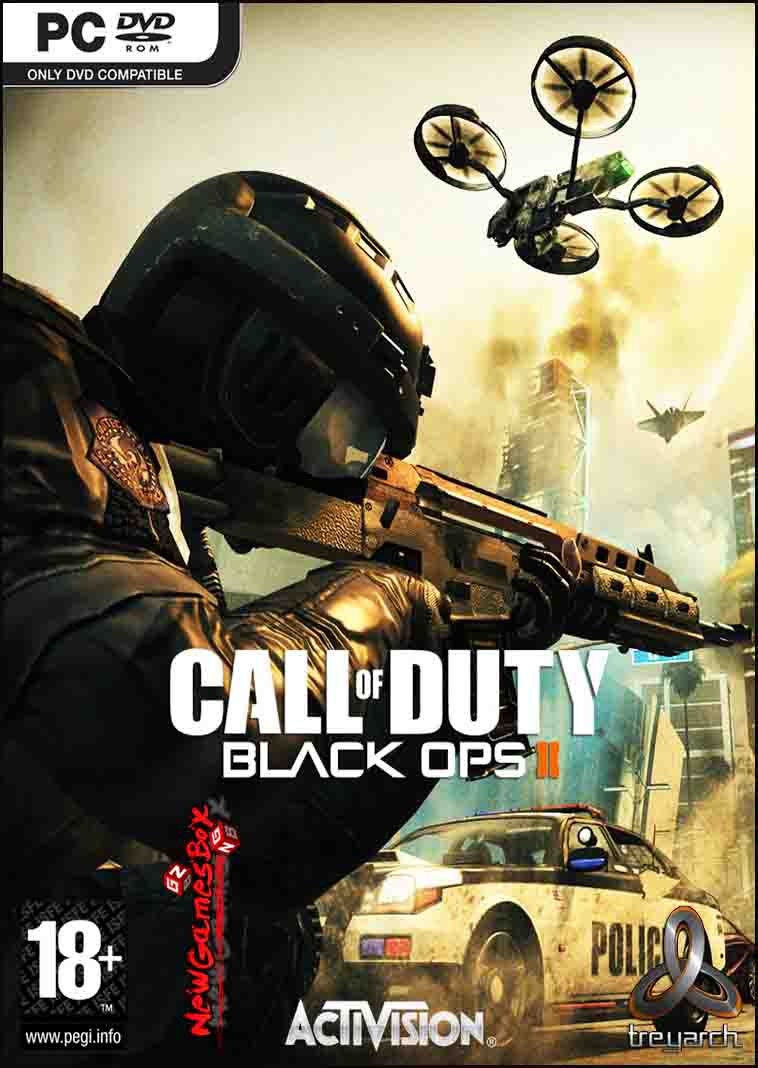 Download Call Of Duty Black Ops 2 Single Link : download, black, single, Black, Download, Version
