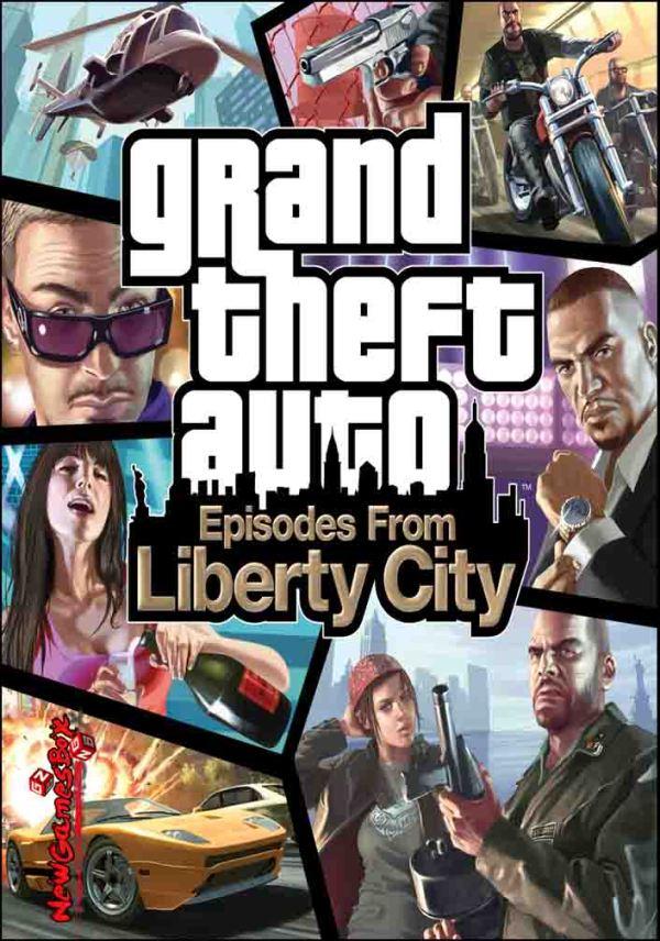 GTA Liberty City Game Free Download