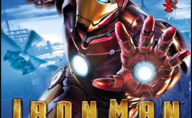 Iron Man Pc Game Free Download Full Version Setup