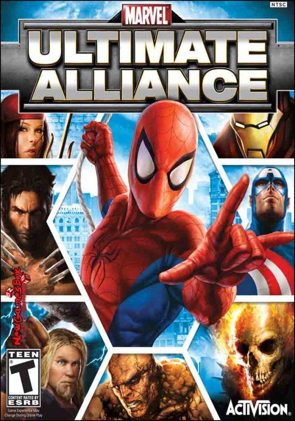 Marvel Ultimate Alliance Free Download