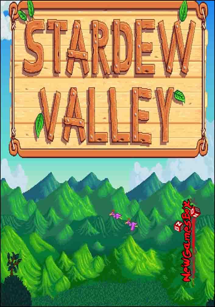 Stardew Valley Free Download PC Full Version Setup
