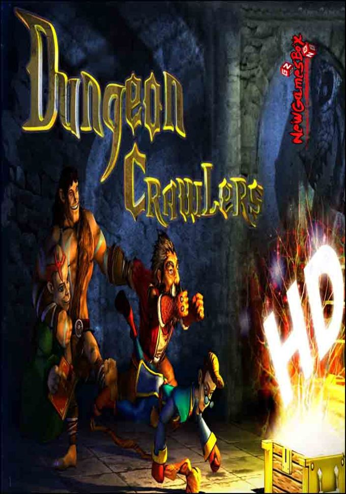 Dungeon Crawlers HD Free Download