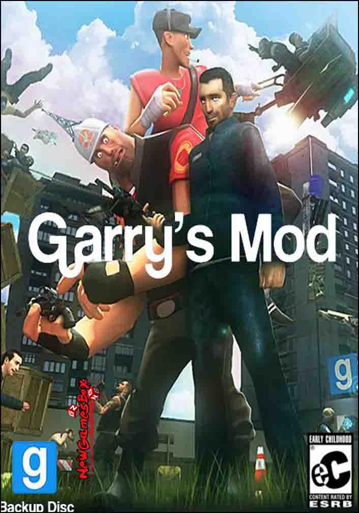 Garrys Mod Free Download PC Game FULL Version Setup
