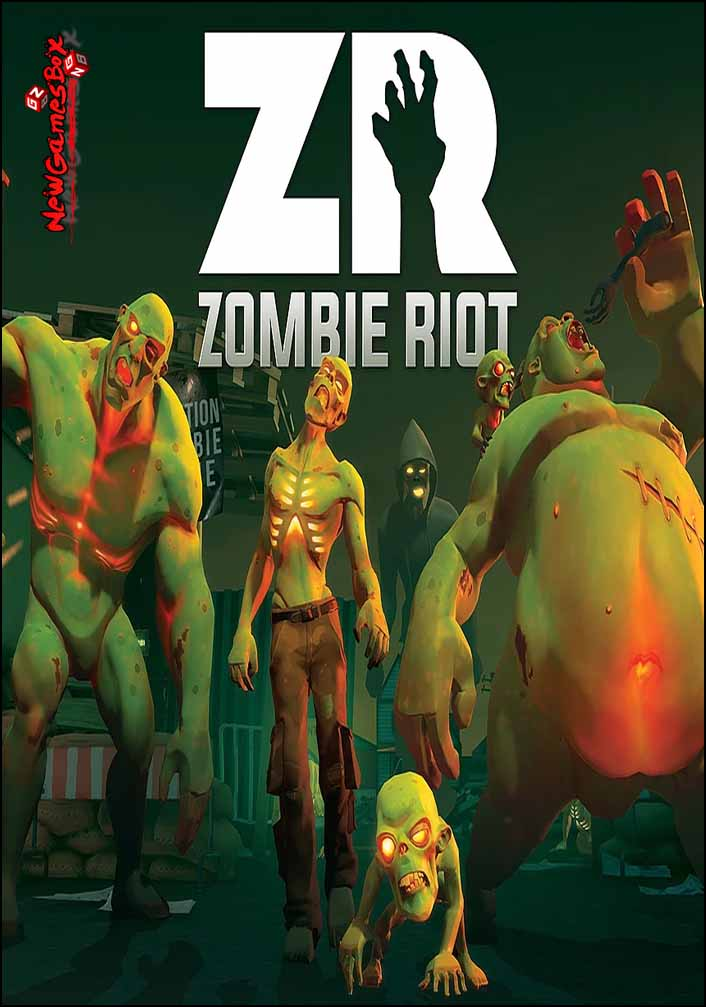 Zombie Riot Free Download