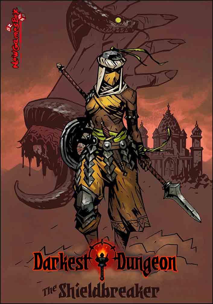 Darkest Dungeon The Shieldbreaker Free Download Full PC Setup