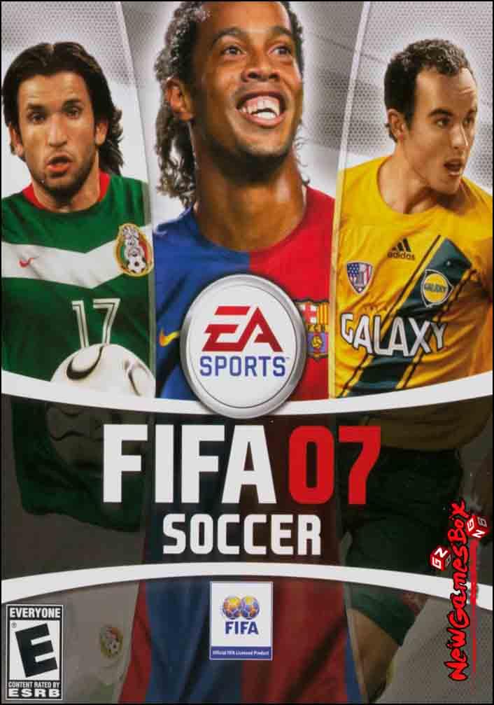 FIFA 2007 Free Download