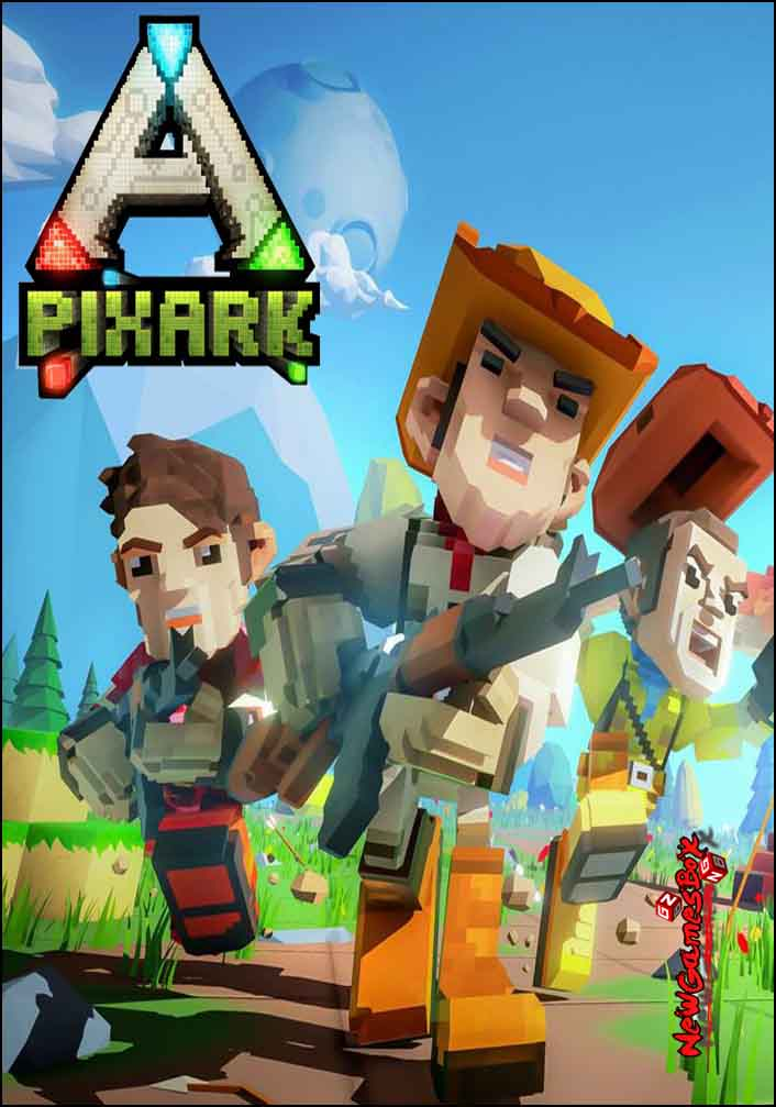 PixARK Free Download Full Version Cracked PC Game Setup
