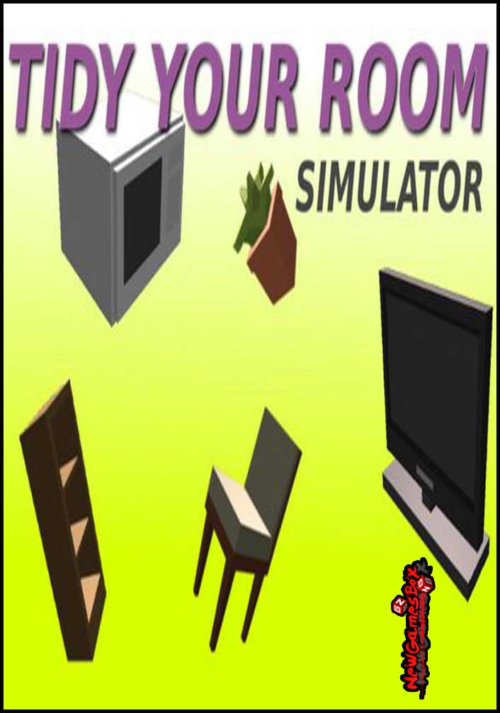 Tidy Your Room Simulator Free Download Full PC Game Setup