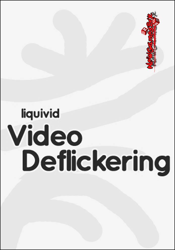 liquivid Video Deflickering Free Download