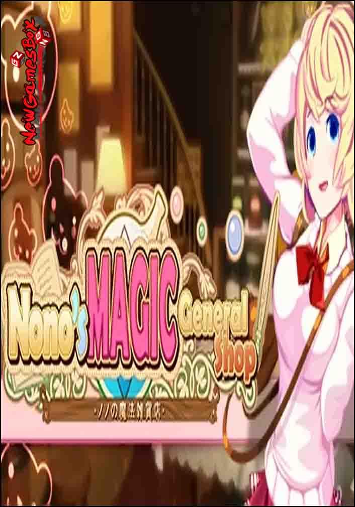 Nonos Magic General Shop Free Download