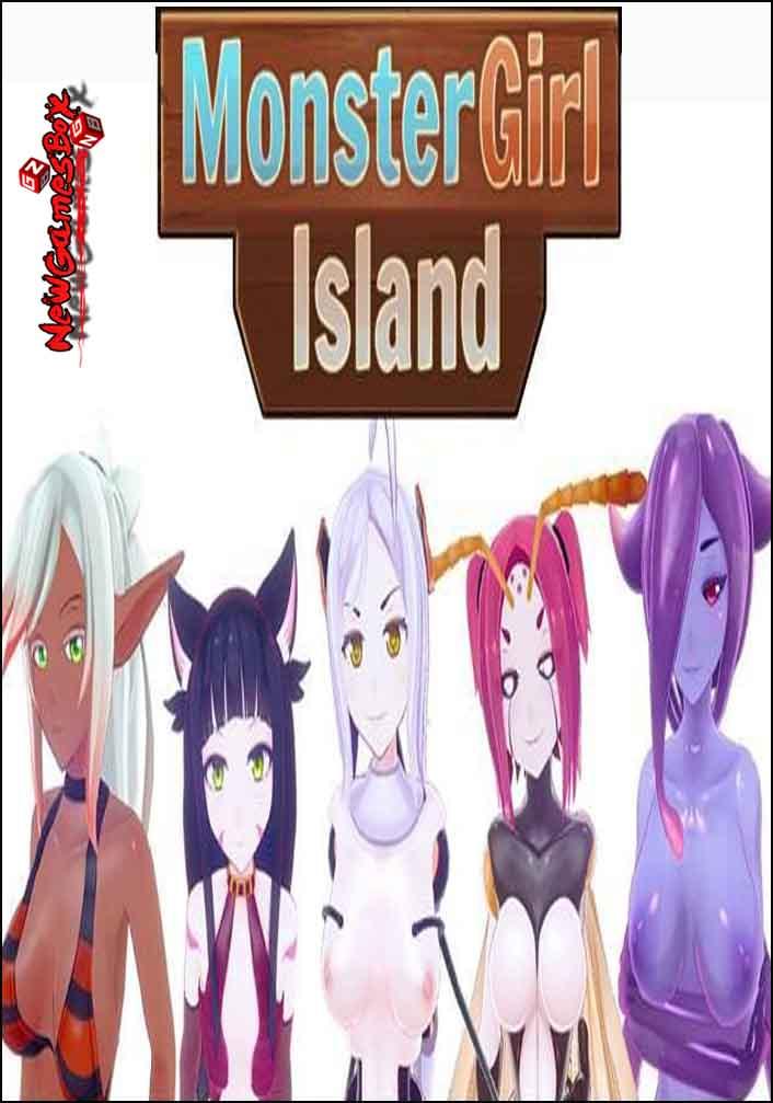 monster girl island free