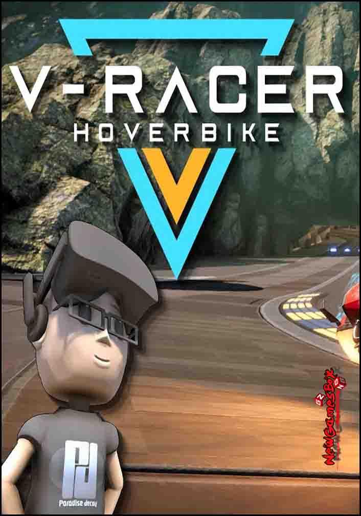 V Racer Hoverbike Free Download