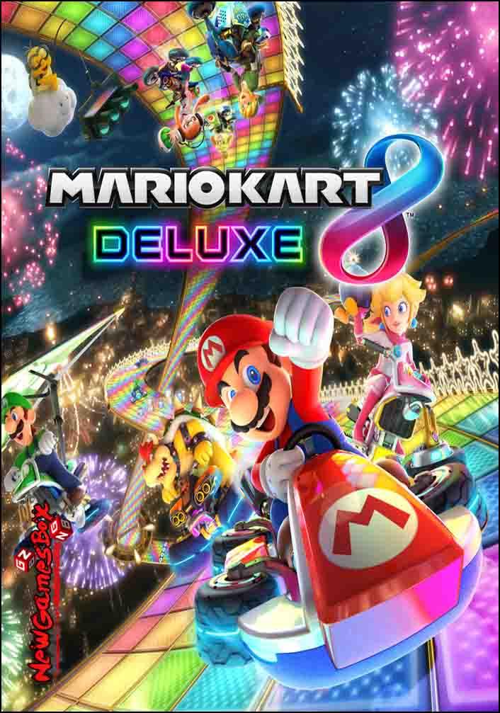 Mario Kart 8 Deluxe Free Download