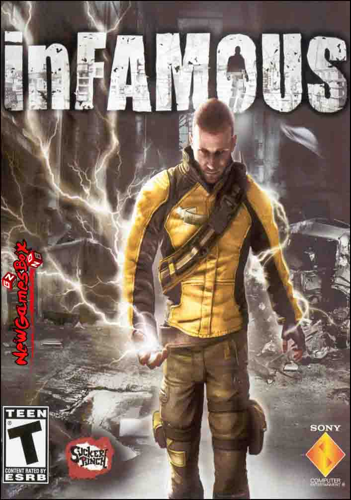 inFAMOUS Free Download