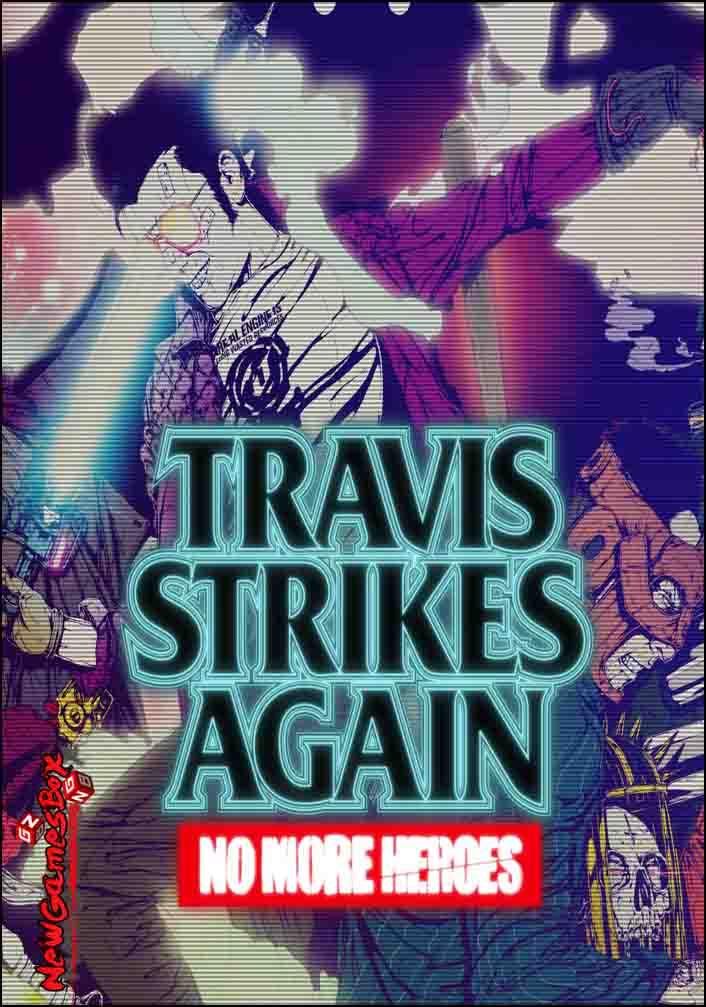 Travis Strikes Again No More Heroes Free Download