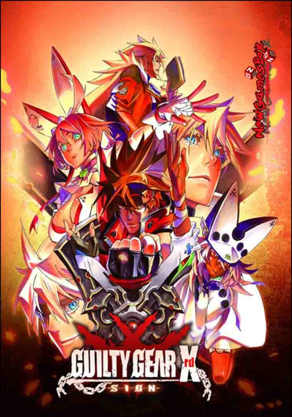 GUILTY GEAR Xrd SIGN Free Download