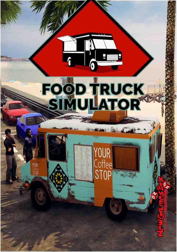 Food Truck Simulator Free Download