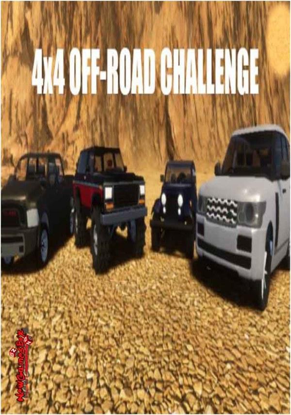 4X4 Off-Road Challenge Free Download