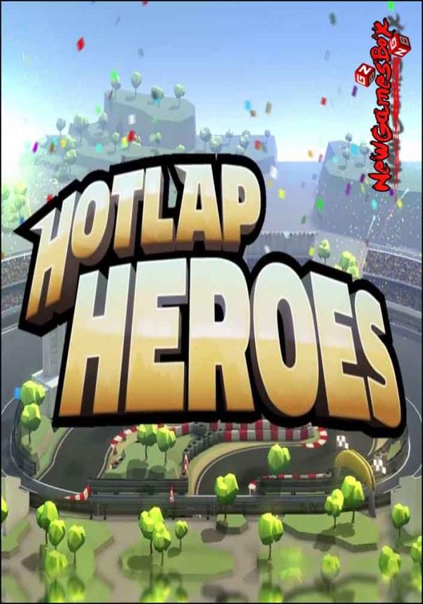 Hotlap Heroes Free Download Full Version PC Game Setup