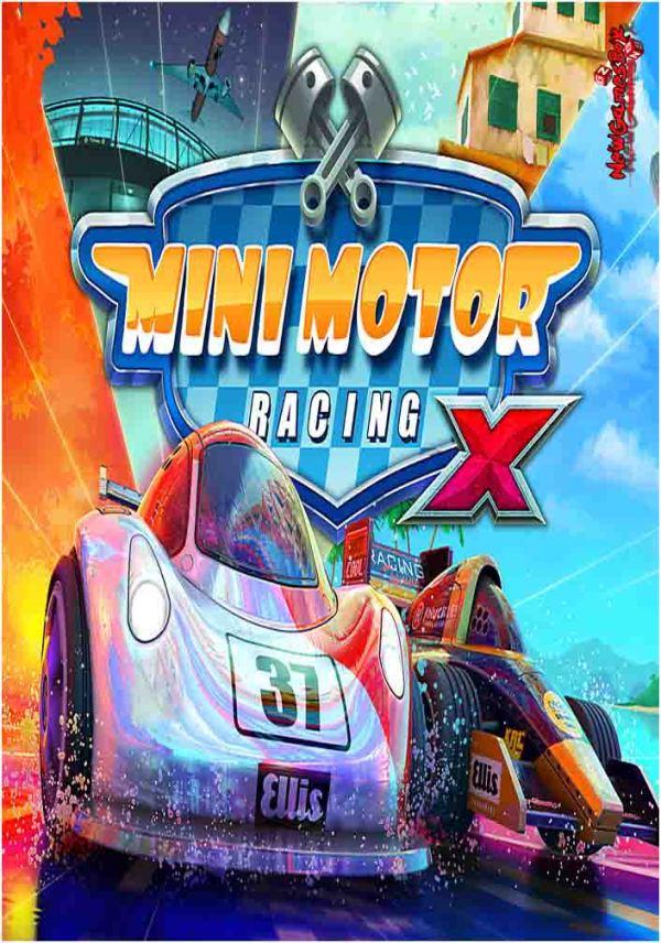 Mini Motor Racing X Free Download Full Version PC Setup