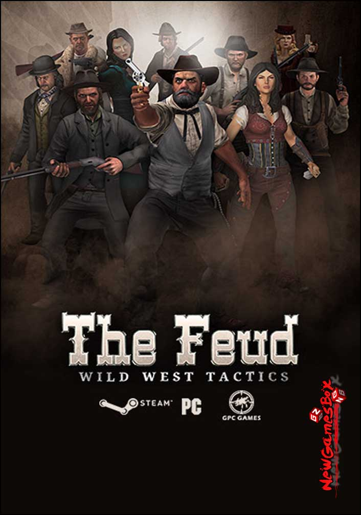 The Feud Wild West Tactics Free Download Full PC Setup