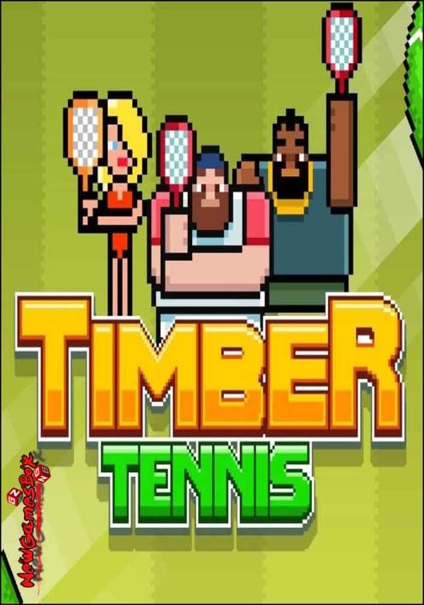 Timber Tennis Versus Free Download Full Version PC Setup