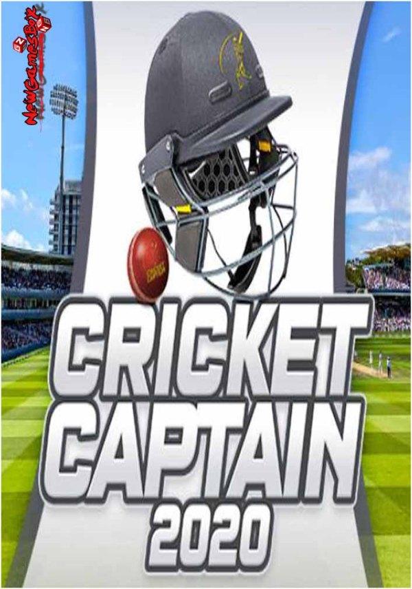 Cricket Captain 2020 Free Download Full PC Game Setup