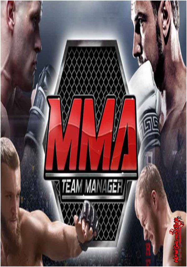 MMA Team Manager Free Download Full Version PC Setup