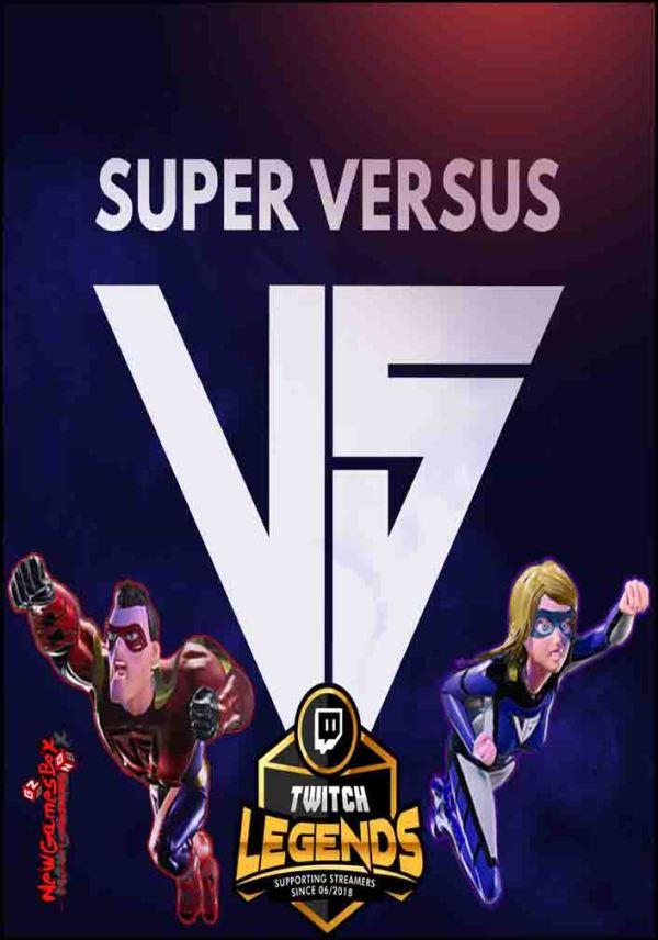Super Versus Free Download Full Version PC Game Setup