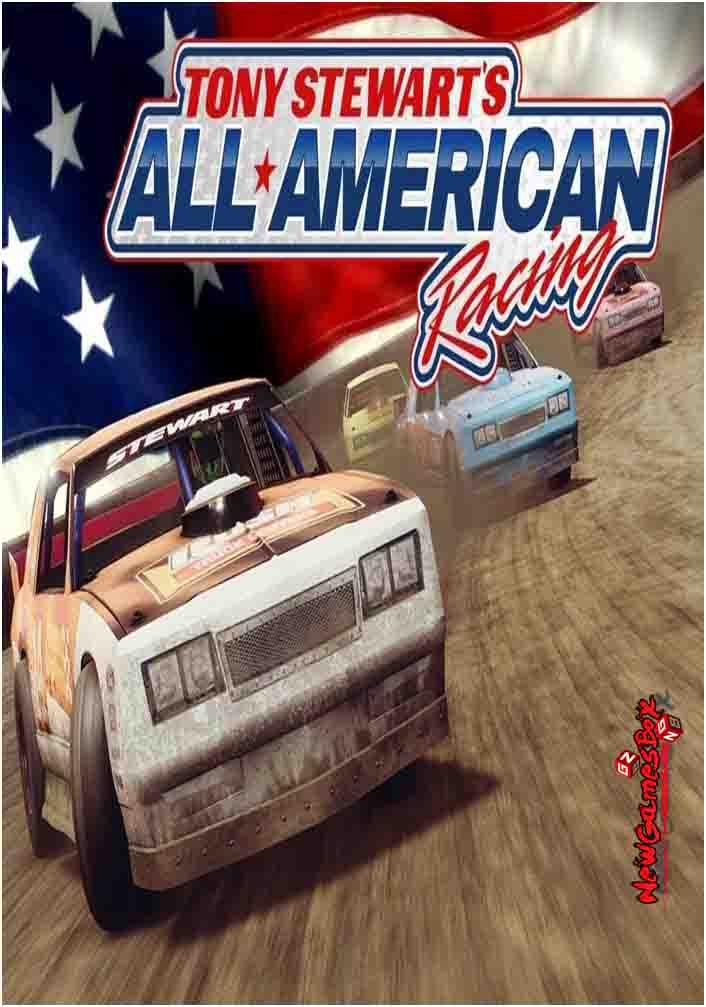Tony Stewarts All-American Racing Free Download PC Setup