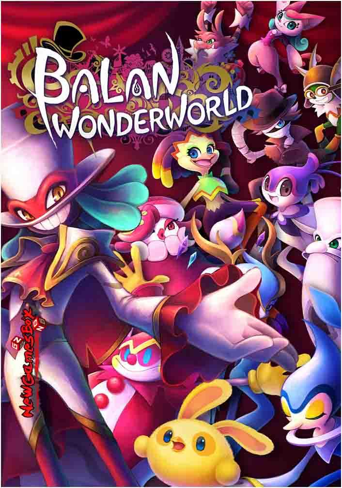 Balan Wonderworld Free Download Full PC Game Setup
