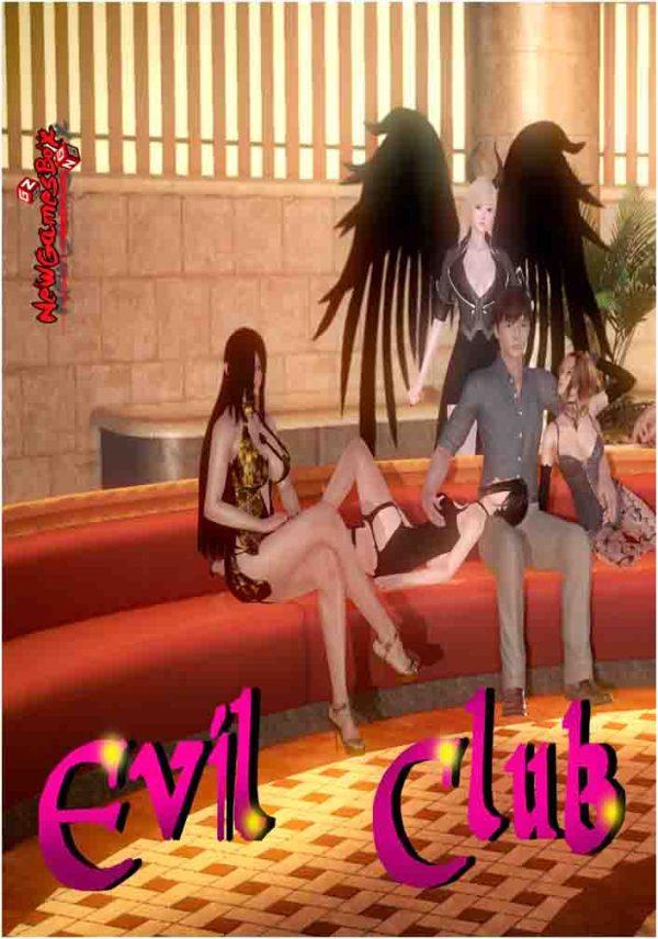 Evil Club Adult Game Free Download Full PC Setup