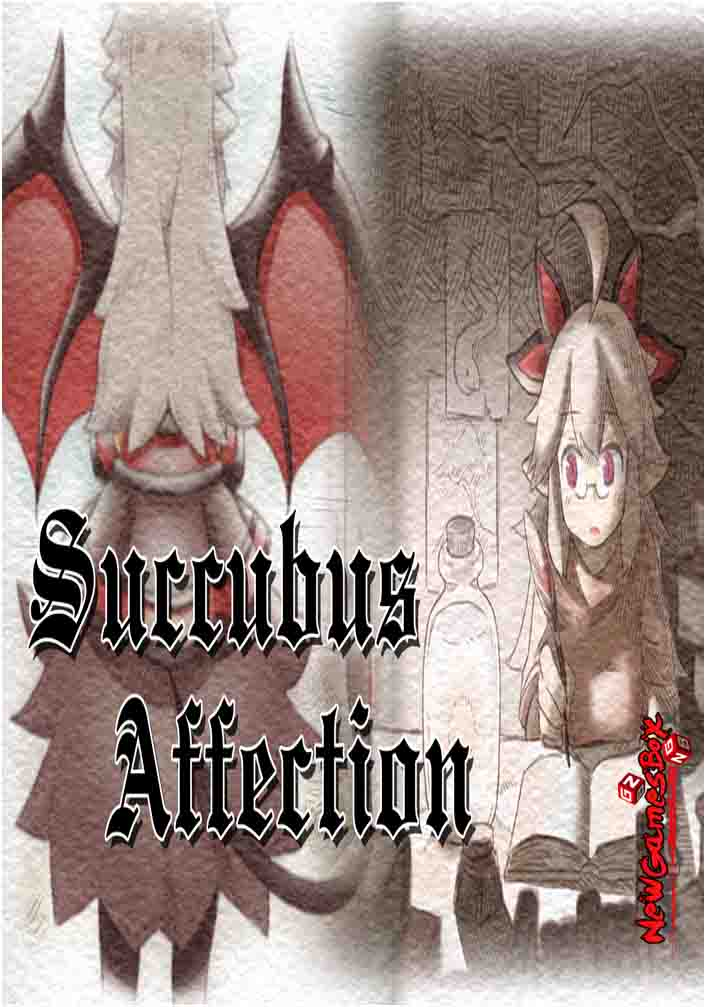 Succubus Affection Free Download Full PC Game Setup