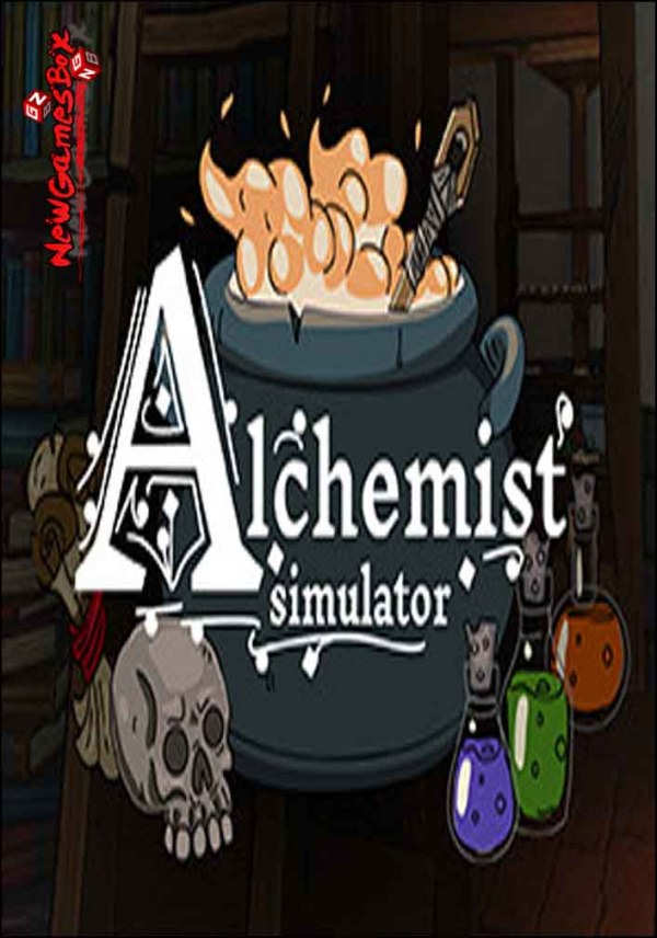 Alchemist Simulator Free Download PC Game Setup