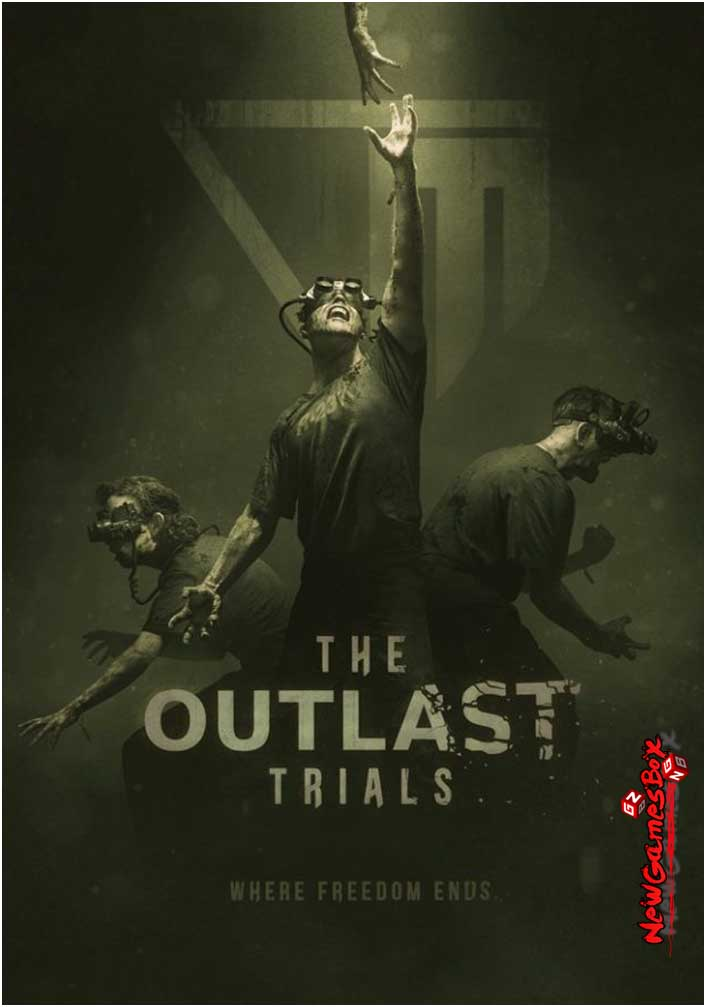 The Outlast Trials Free Download Full PC Game Setup