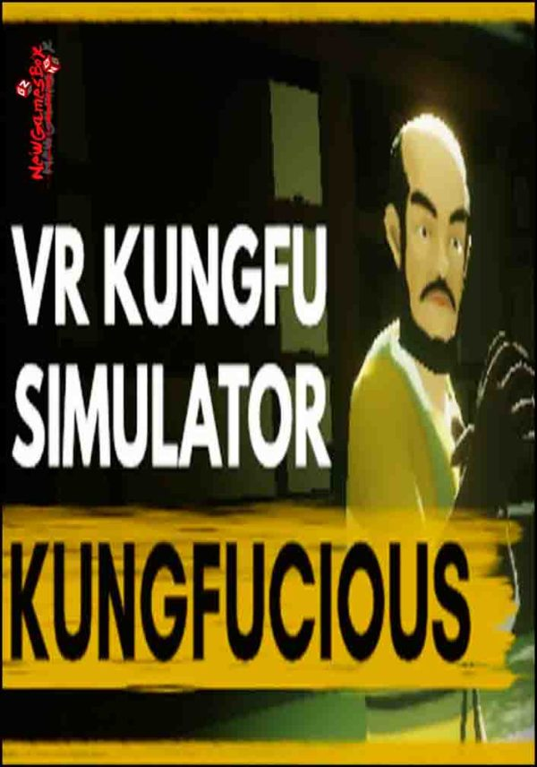 Kungfucious VR Wuxia Kung Fu Simulator Free Download