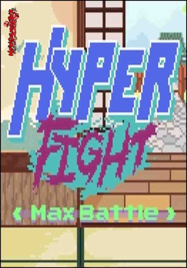 HYPERFIGHT Free Download Full Version PC Game Setup