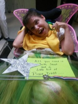 Cerebral Palsy - Pixie Dust