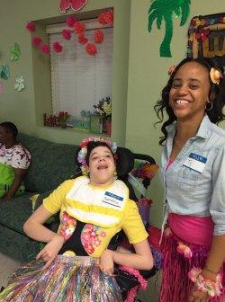 Cerebral Palsy - Happy Girls